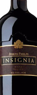 Joseph Phelps Insignia 2012 - Napa Valley, California