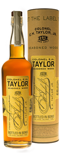 Colonel E.H. Taylor Seasoned Wood Bourbon Whiskey, Kentucky,750ml