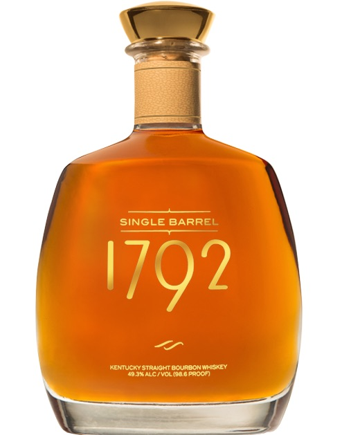 1792 Single Barrel Bourbon-750ml
