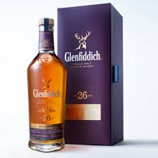 Glenfiddich 'Excellence' 26 Year Old Single Malt Scotch Whisky, Speyside, Scotland
