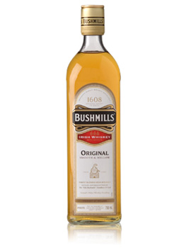 Bushmills Irish Whiskey- 750ml