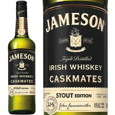 Jameson Caskmates Stout Edition Irish Whiskey 750ml
