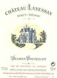 Chateau Lanessan, Haut-Medoc, France 2010