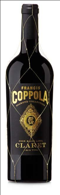 Francis Ford Coppola Diamond Collection Black Label Claret,
