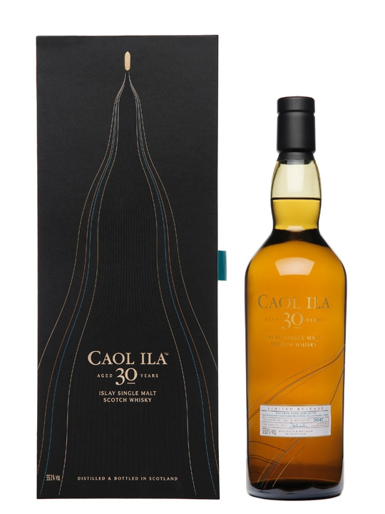 Caol Ila 30 Year Old 1983 (2014 Special Release)