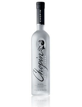 Chopin Polish Potato Vodka 750ML -Poland