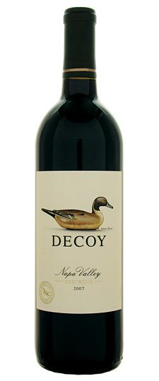 Decoy Cabernet Sauvignon 2016 -Napa Valley, California
