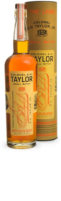 Colonel E H Taylor Small Batch Straight Kentucky Bourbon