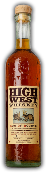High West Son of Bourye Straight Whiskey 750ml