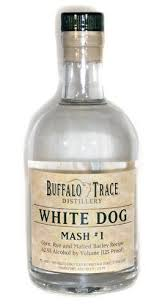 Buffalo Trace White Dog Mash #1 - 375ML