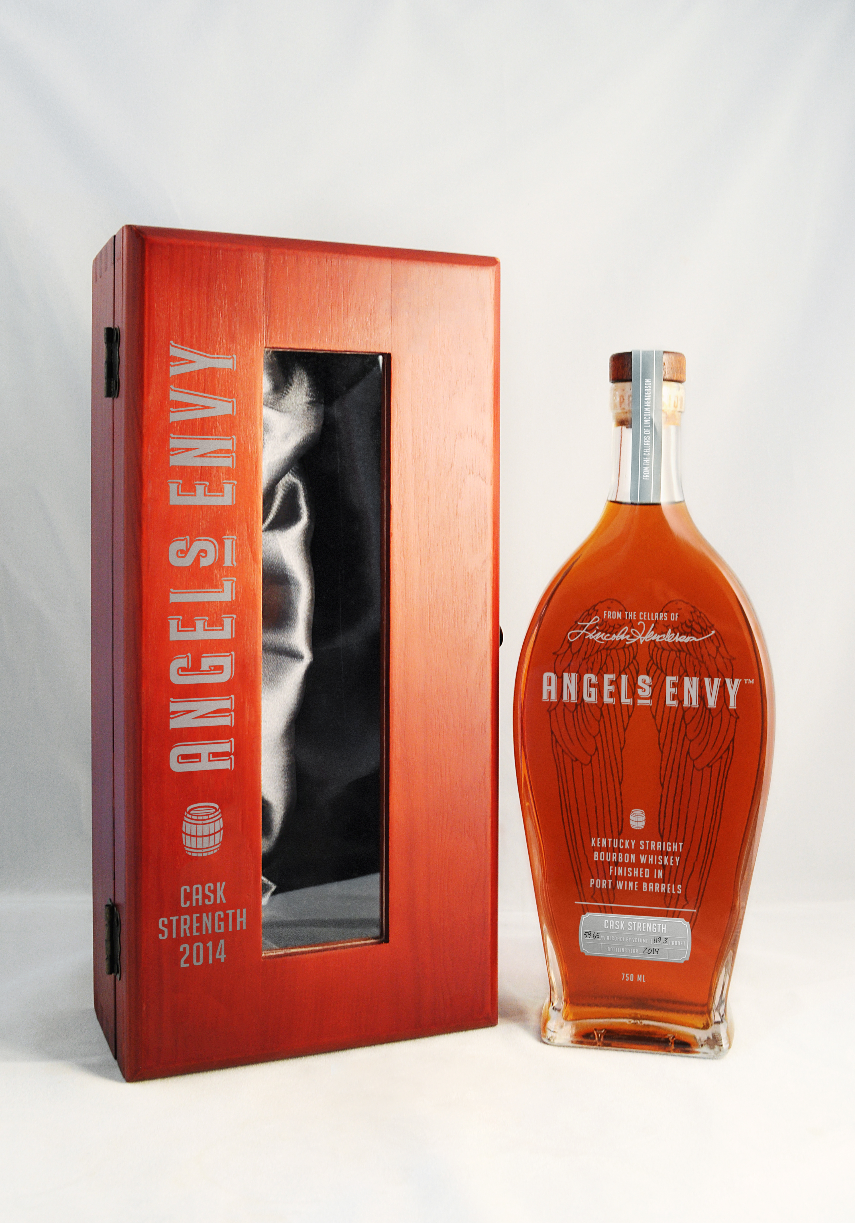 Angel's Envy Cask Strength 2014 Edition 750 ML Limited Edition