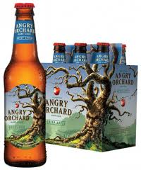 Angry Orchard Crisp Apple Cider-6pk