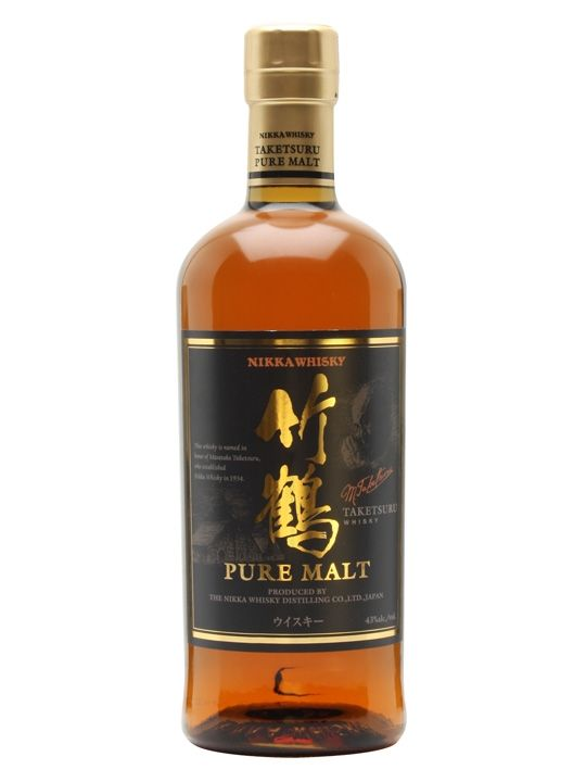 Nikka Taketsuru Pure Malt Japanese Whiskey