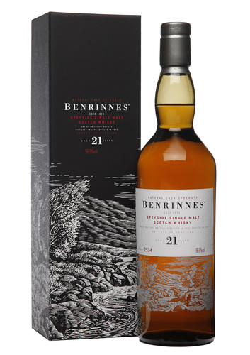 Benrinnes - Special Release 2014- 21 year old 750ml
