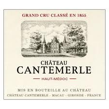 2010 Chateau Cantemerle, Haut-Medoc, France