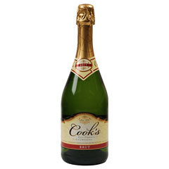 Cooks California Champagne Brut 750ml