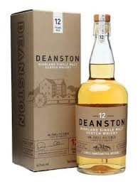 Deanston 12 Year Old- 750ml
