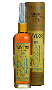 Colonel E.H. Taylor Four Grain Straight Kentucky Bourbon Whiskey, Kentucky,