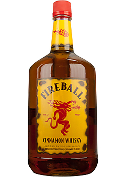 Fireball Cinnamon Whiskey 1.75ml