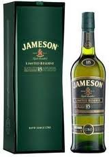 Jameson Irish Whiskey 18 YRS - 750ml