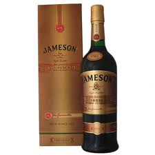 Jameson Irish Whiskey Gold Reserve 750ml