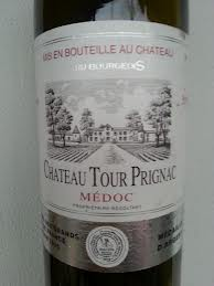 Chateau Tour Prignac, Medoc, France 2008