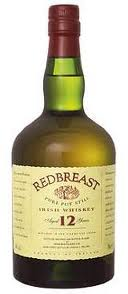 Red Breast Irish Whiskey - 12 yr 80P- 750ml