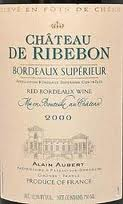 Chateau de Ribebon Bordeaux Superieur -2009 France
