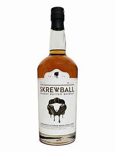 Screwball Peanut Butter Whiskey-750ml -70 Proof