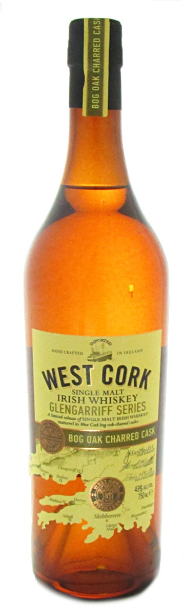 West Cork Glengariff Bog Oak Cask -750ml